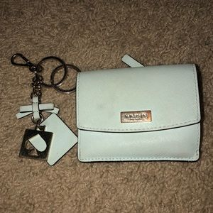 Kate spade id holder and wallet